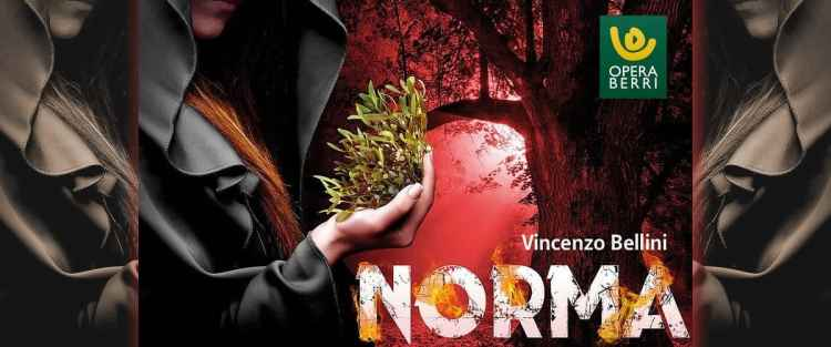 Norma, rol principal en la Ópera homónima de Vicenzo Bellini