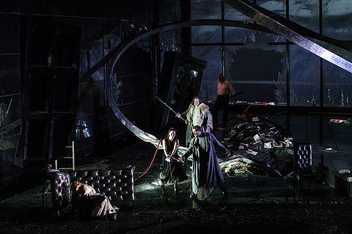 ROYAL OPERA HOUSE, Wagner's Die Walküre