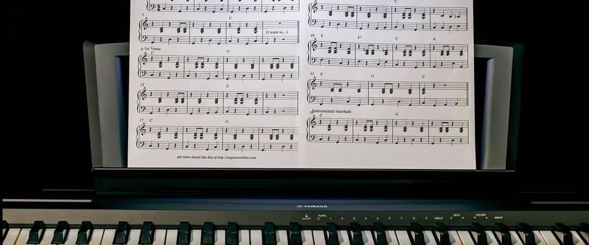 Acompañamiento, pianista, partitura, interpretacion, anotaciones
