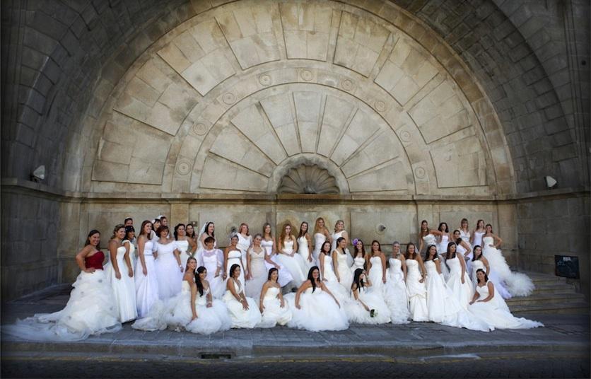 Brides Parade 2010, Portugal