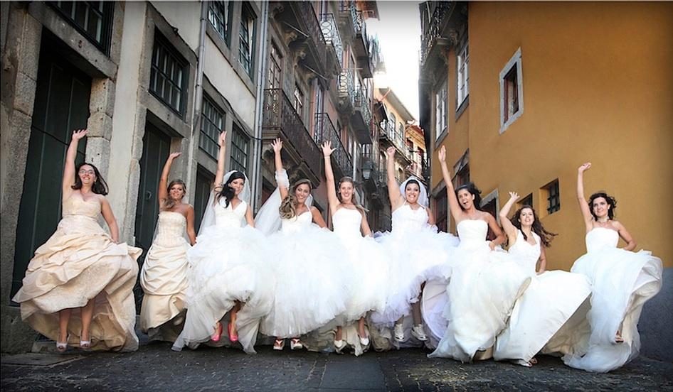 Brides Parade 2011, Portugal