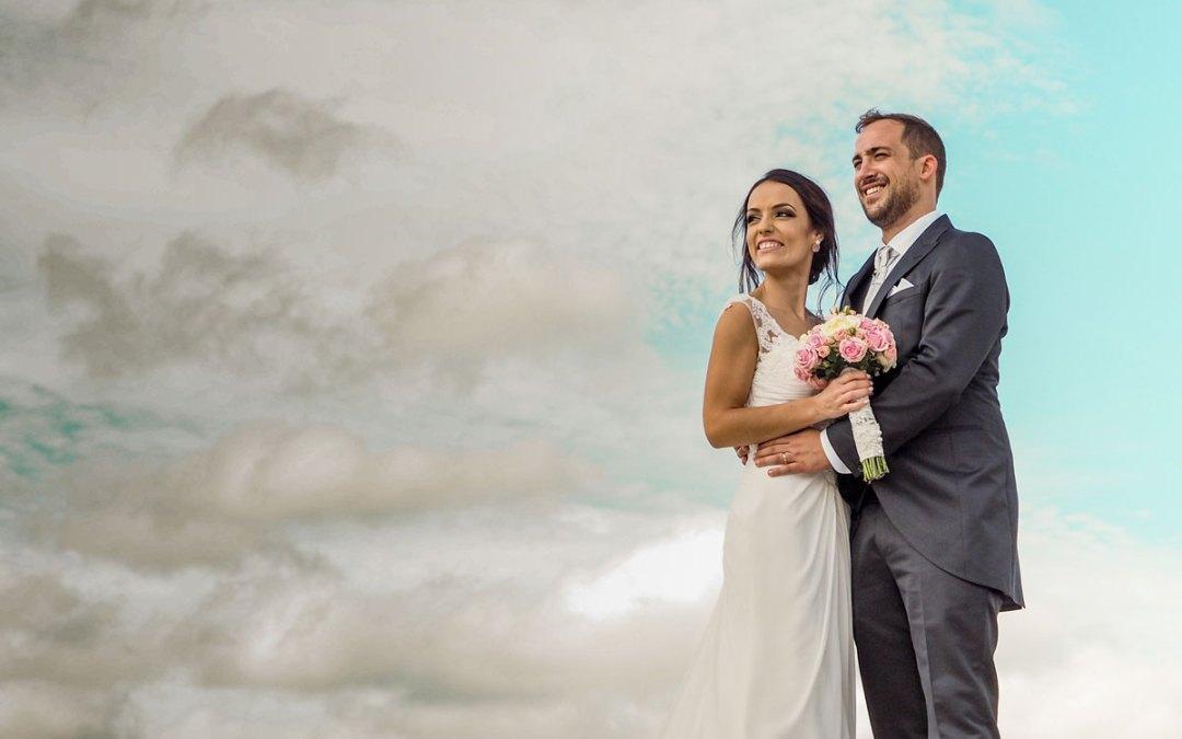 Daniela e Bruno, o casamento perfeito entre o Minho e o Alentejo