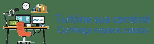 Turbine sua carreira! Cursos em .NET