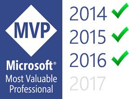 Microsoft MVP 2016