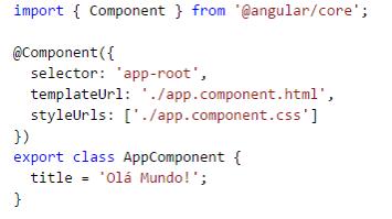 Angular Component