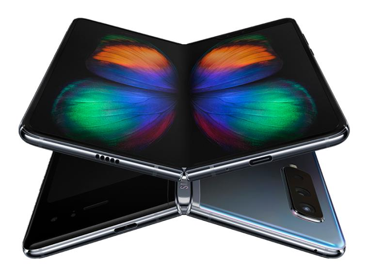 Samsung Galaxy Fold has a foldable display and a price tag of $1980