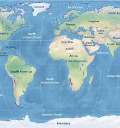 Free Reading Comprehension Worksheet: Planet Earth's Seven Continents -  Edublox Online Tutor   Development [ 729 x 1401 Pixel ]