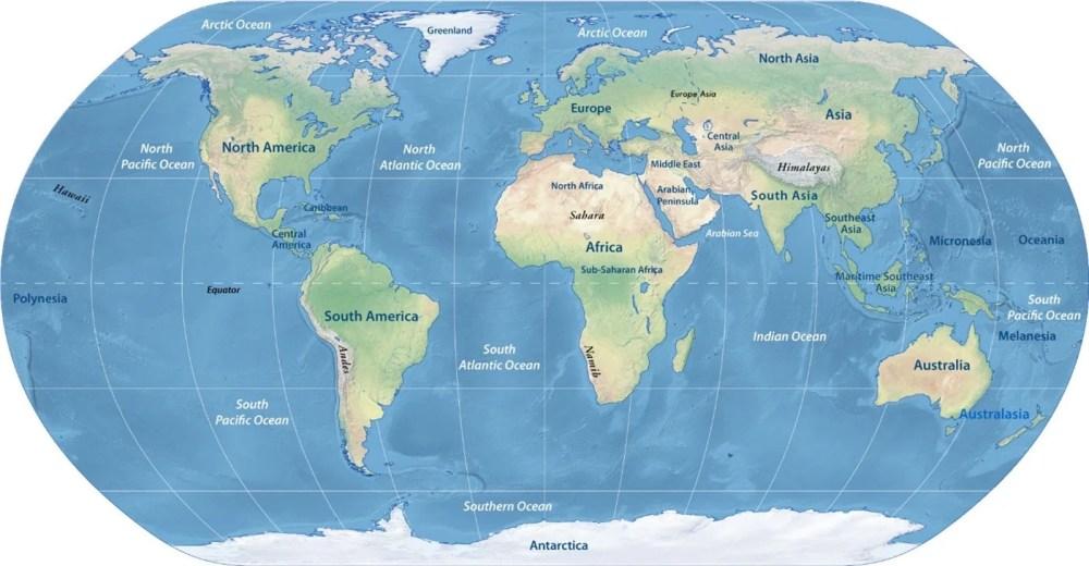 medium resolution of Free Reading Comprehension Worksheet: Planet Earth's Seven Continents -  Edublox Online Tutor   Development