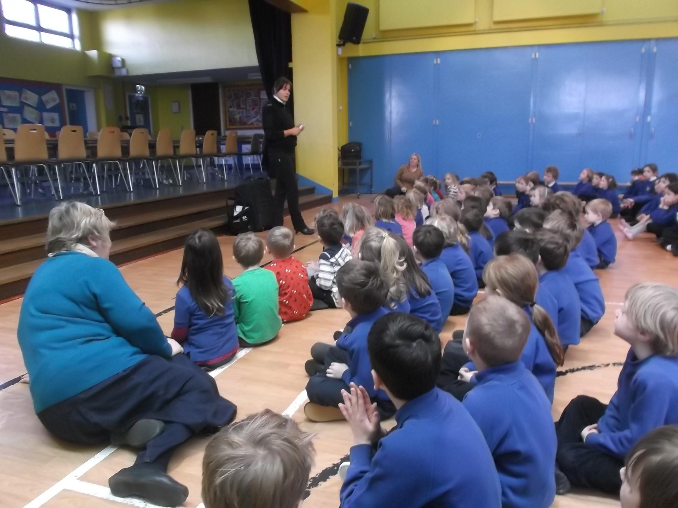 Primary 1 February