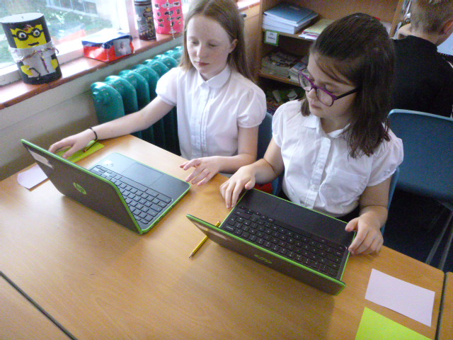 Google classroom   Pinkie St Peter's Primary School