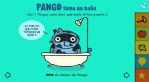 Cuento interactivo Pango