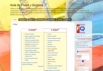Blog Aula de Física y Química