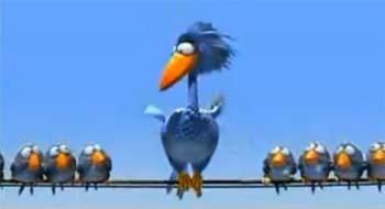 For the birds cortometrajes sobre inteligencia emocional
