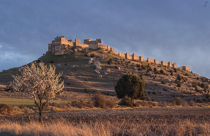 Castillo de Gormaz España musulmana