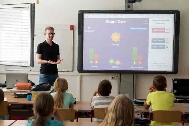 Formación docente en metodologías activas