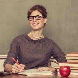 La maestra de pueblo