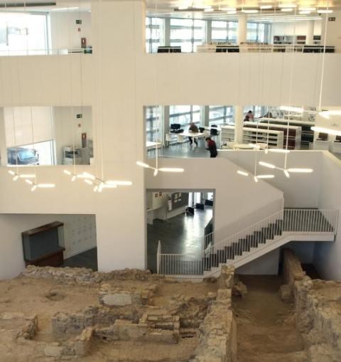 Biblioteca Pública de Ceuta bibliotecas para visitar en familia