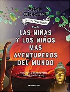 Atlas Obscura: libros de viajes
