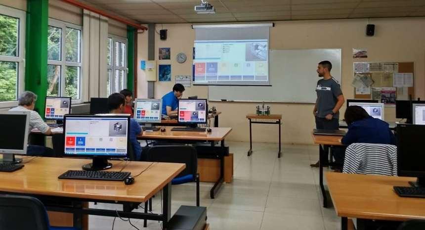Politeknika Ikastegia Txorierri : aprendizaje colaborativo