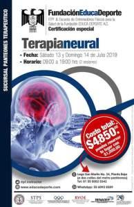 Certificación Especial Terapia Neural (2 Sesiones) @ Panteones Terapéuticas