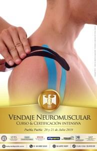 Certificación Intensiva Vendaje Neuromuscular @ Puebla, Puebla