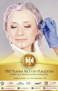 Curso & Certificación Intensiva P.R.P., PLASMA RICO EN PLAQUETAS CDMX @ Panteones Terapéuticas