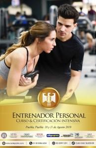 Certificacion Entrenador Personal