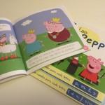 """Iniciación a la lectura: """"Leo con Peppa"""""""