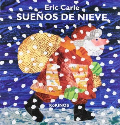 libros navidad sueños nieve