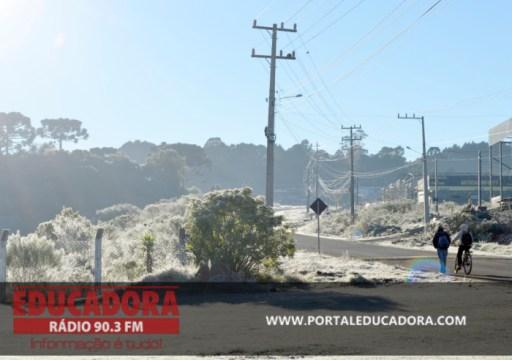 Informação: Josélia Pegorim / Clima Tempo - Foto: Kalyane Alves - Divulgação: Jornal A Semana