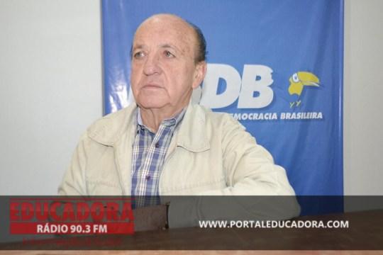 Alvo de investigações, Lorinho é afastado da Prefeitura de Ituporanga