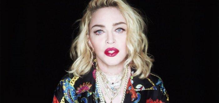 Madonna revela que contraiu o novo coronavírus: 'Fiz o teste'