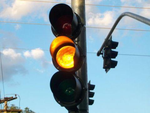 Semáforos na Estrada Blumenau em Rio do Sul serão desligados temporariamente