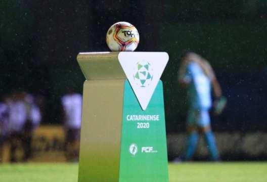 Fonte: Federação Catarinense de Futebol (FCF)