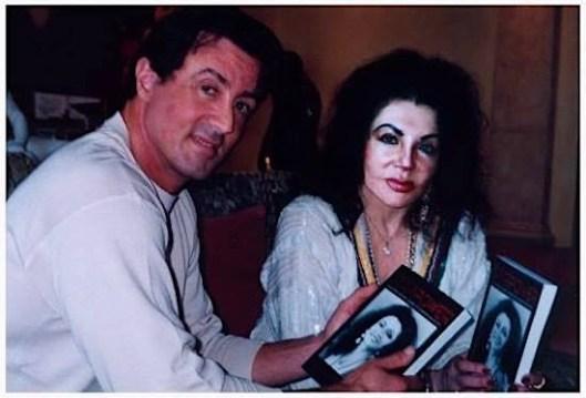 Mãe de Sylvester Stallone morre aos 98 anos nos EUA