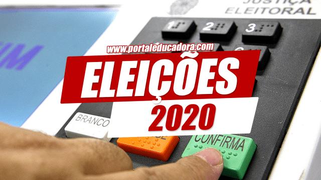 Eleições 2020: confira as regras e saiba o que pode e o que não pode fazer