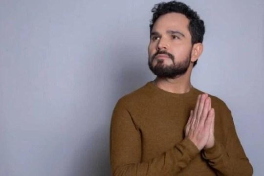 Cantor Luciano irá lançar álbum gospel (Foto: Will Aleixo/Divulgação)