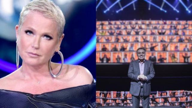 Xuxa apresentará o Canta Comigo (Foto: Montagem)