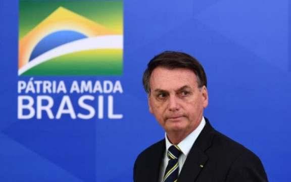 Presidente Jair Bolsonaro (Foto: Evaristo SA, AFP)