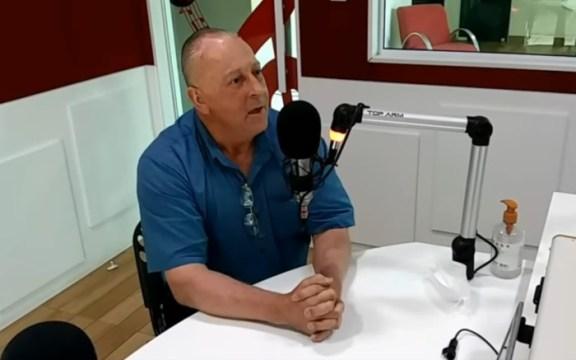 Prefeito de Pouso Redondo, Oscar Gutz concede entrevista à Educadora