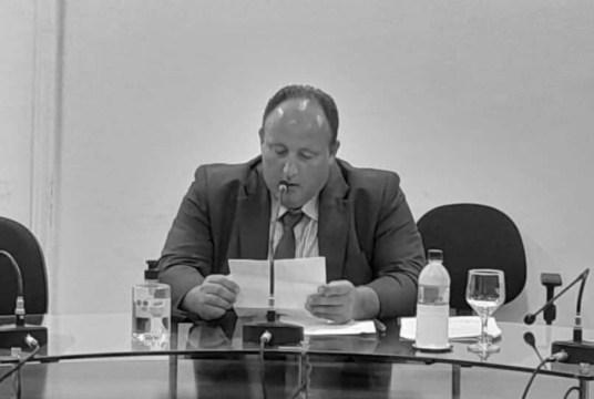 Presidente da Câmara de Vereadores de Presidente Getúlio morre por Covid-19