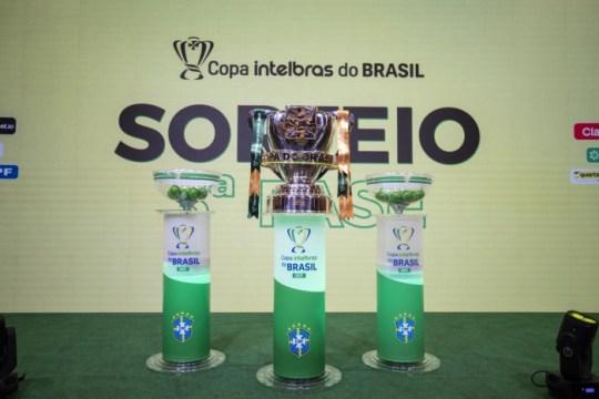 Taça da Copa do Brasil (Foto: Divulgação / CBF)