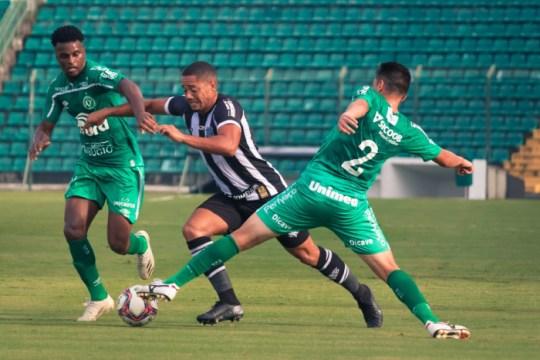 Figueirense e Chapecoense voltam a se enfrentar no Campeonato Catarinense (Foto: Patrick Floriani / Figueirense)