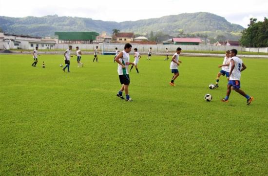 Seletiva de atletas para equipe de futebol de Rio do Sul será neste sábado (08)