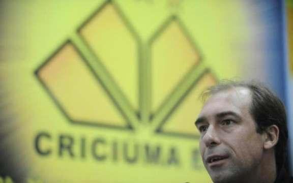 Paulo Baier, do Próspera para o Criciúma (Foto: Caio Marcelo / Agência RBS)