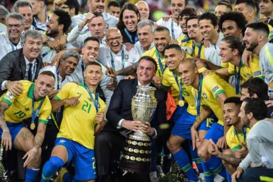 Foto: CBF / Divulgação