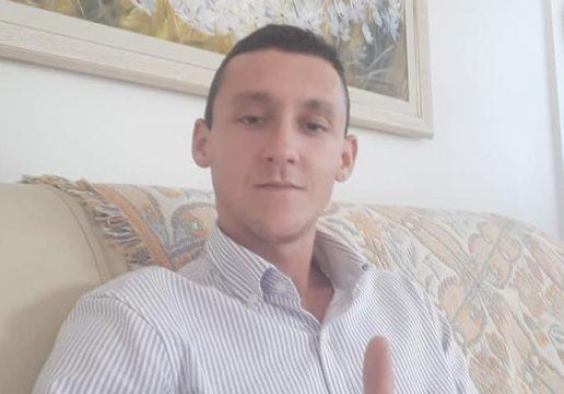 Blumenauense é encontrado após duas semanas desparecido