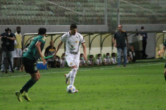 Criciúma empatou sem gols com América-MG e decide em casa vaga na próxima fase da Copa do Brasil (Foto: Celso da Luz / Criciúma EC)