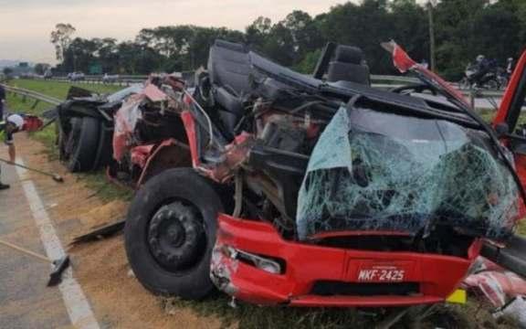 Triste estatística de acidentes e mortes nas BRs (Foto: Corpo de Bombeiros Militar)