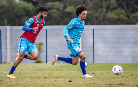 Após tropeço na Série B, Avaí inicia preparação para a Copa do Brasil (Foto: Leandro Boeira / Avaí)